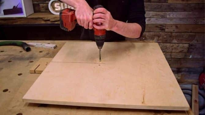 Experimental adjustable miter sled _ Any angle _ Perfect miter cuts _ FREE PLANS