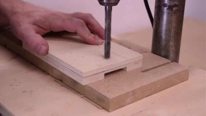 Caliper hack _ Accurate and versatile depth_height gauge jig _ FREE PLANS