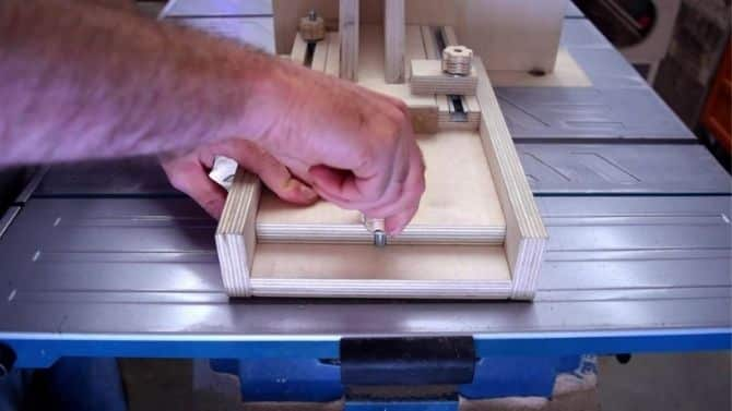 Genius tenon jig like no other _ PART 2 _ FREE PLANS