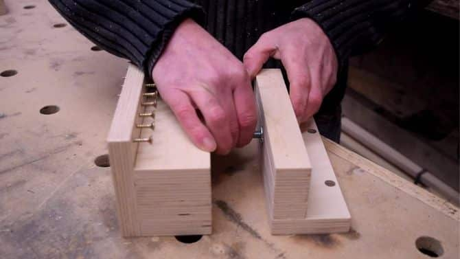 How to make a table saw mill to double the milling height _ FREE PLANS