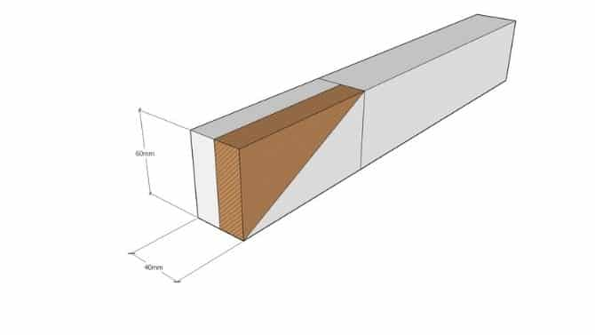 The Scissor joint _ Discover how to make this easy woodworking joint