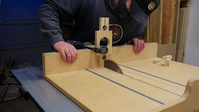 Simple idea to make a homemade router from a drill _ FREE PLANS