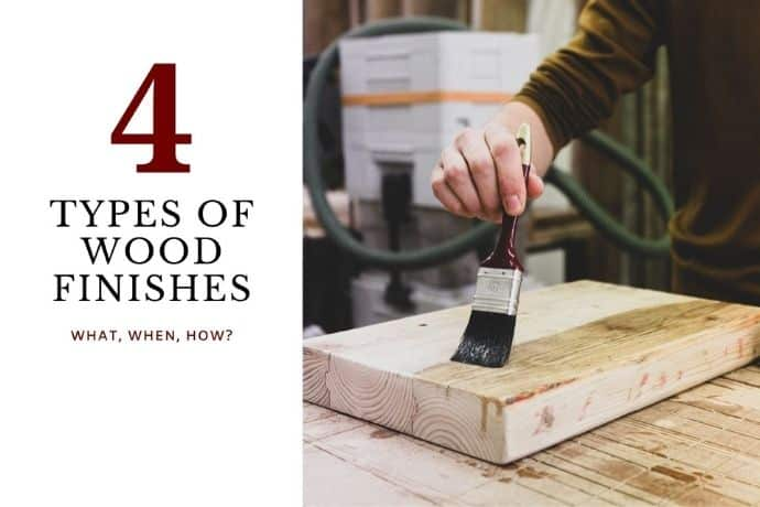 4 Types of wood finishes. What to use when and how_ A clear guide.