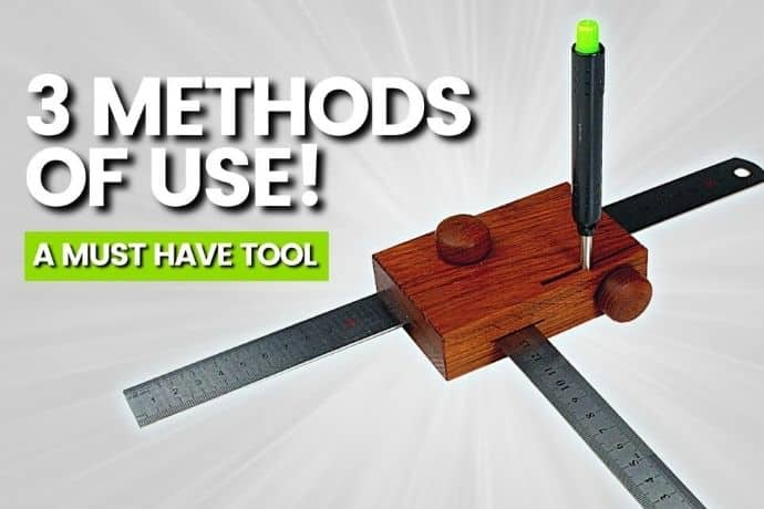 Cool homemade 3 in 1 multi mark and measuring tool   Should you buy or DIY?