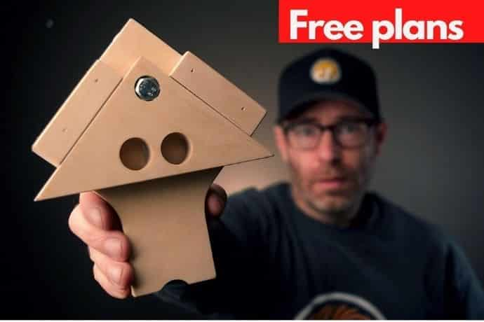 How to Make Self-clamping 90° corner clamps for easy cabinet making   FREE PLANS