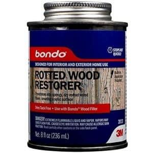 Bondo Rotted Wood Restorer