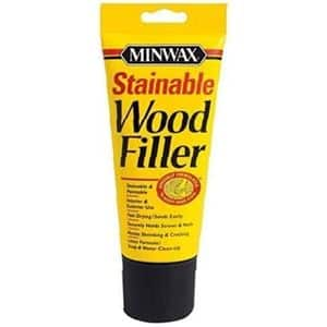 Minwax stainable wood filler 6 ounce