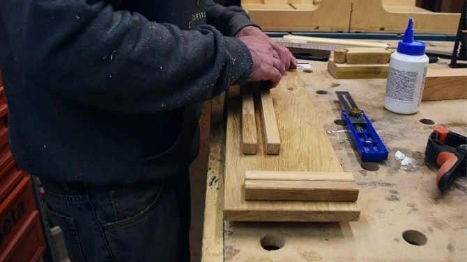 How to make a unique 16-piece DART HOLDER and scoreboard the EASY way
